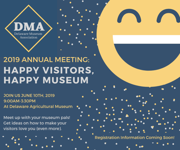 DMA 2019 Annual Meeting Save